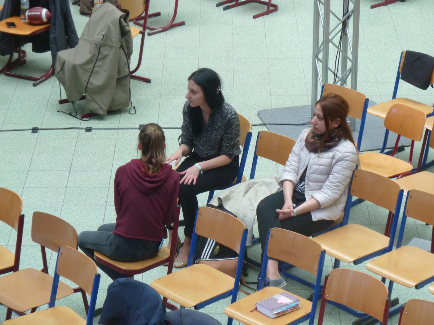 Freunde aus Armenien