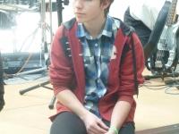 Lukas, ein weitgereister Gast :-)