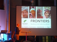 Ewald von Frontiers