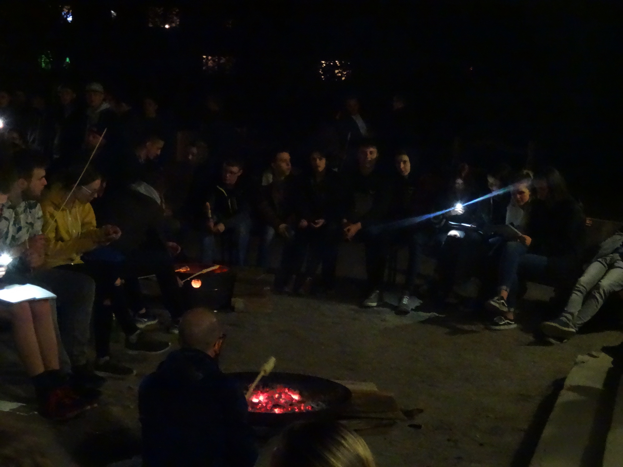 OJT'19 - OsterFire