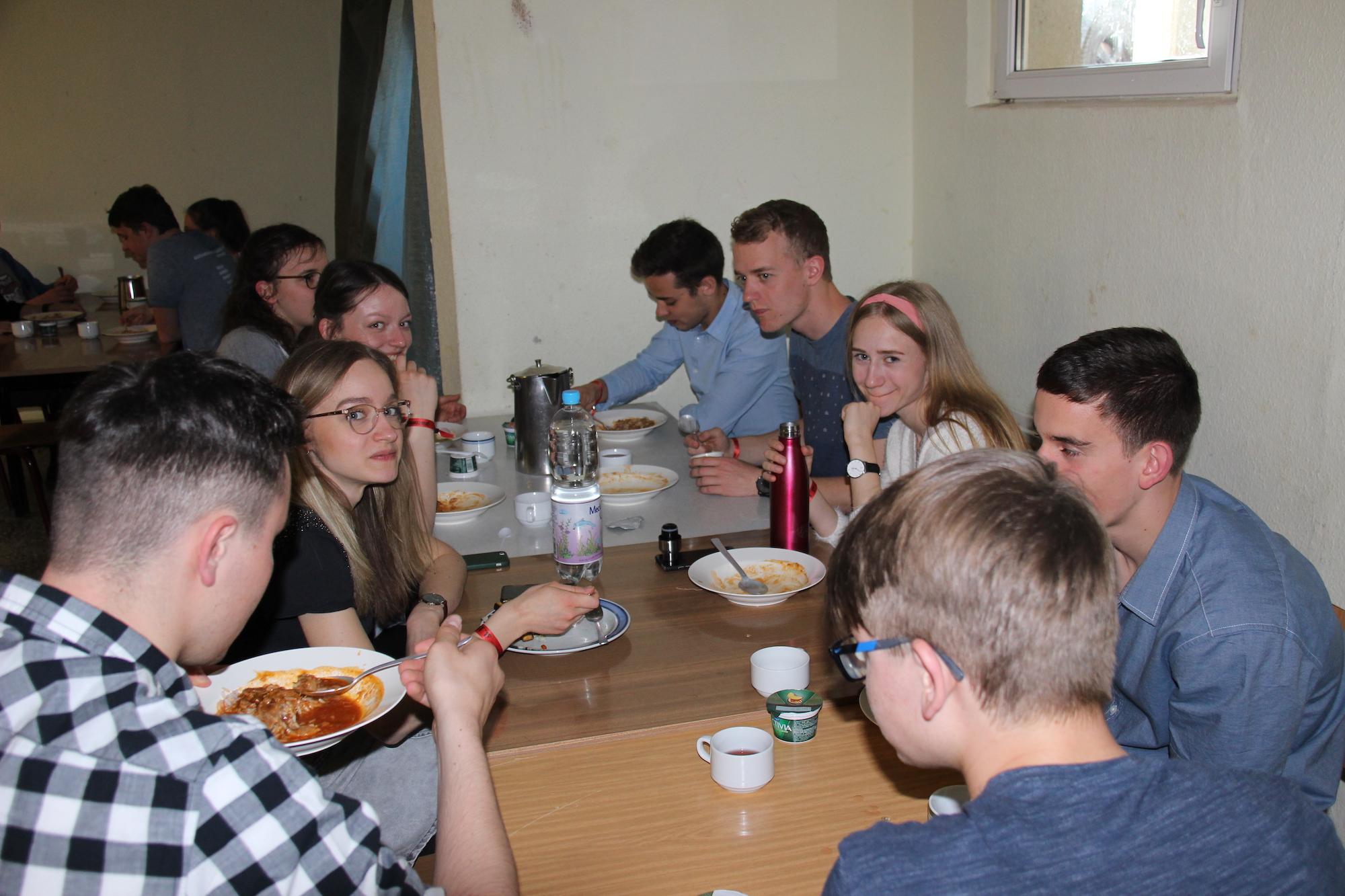 OJT'19 - Gemeinsam essen
