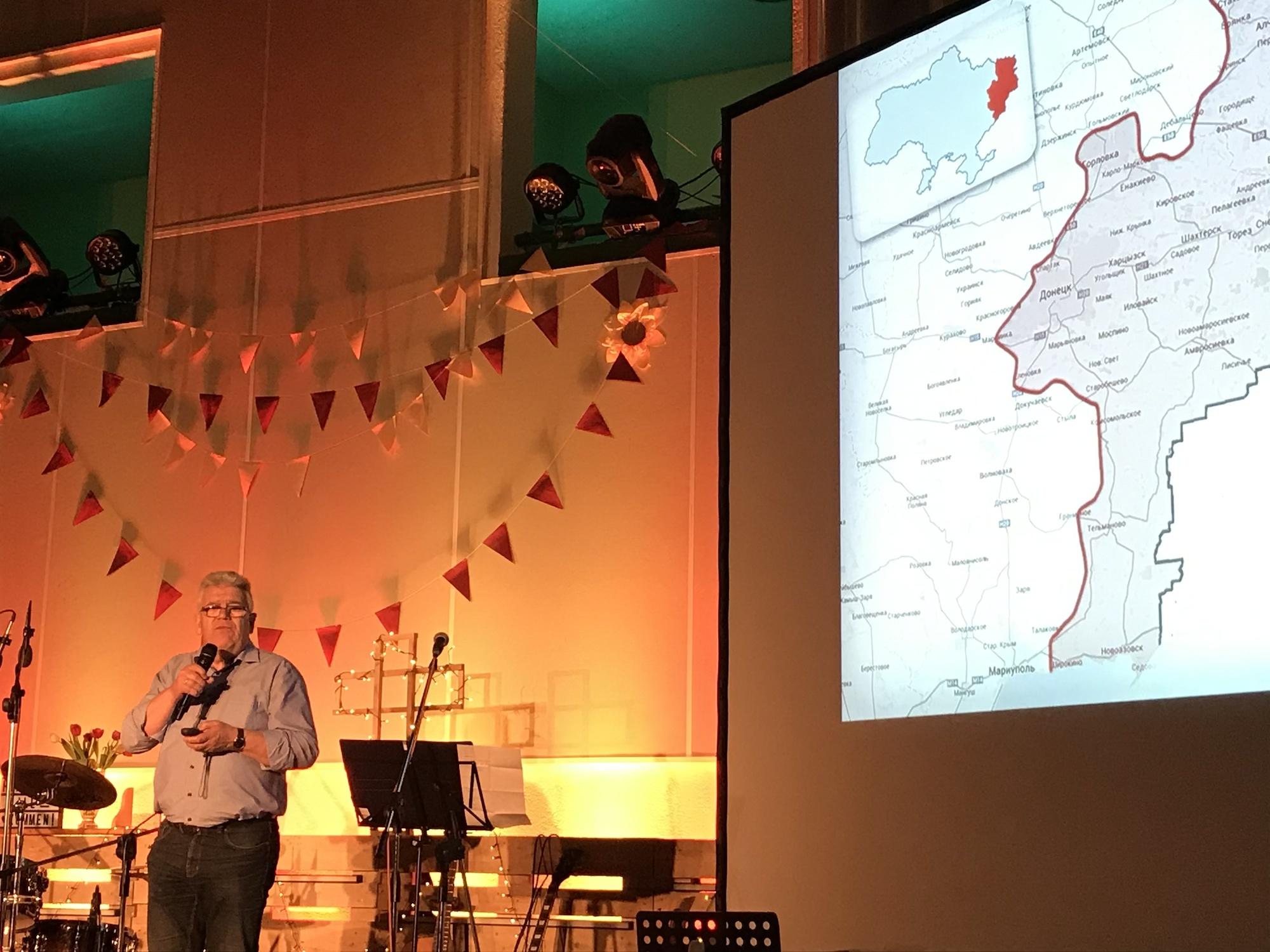 OJT'19 - Jakob Janzen vom Missionswerk Friedensbote