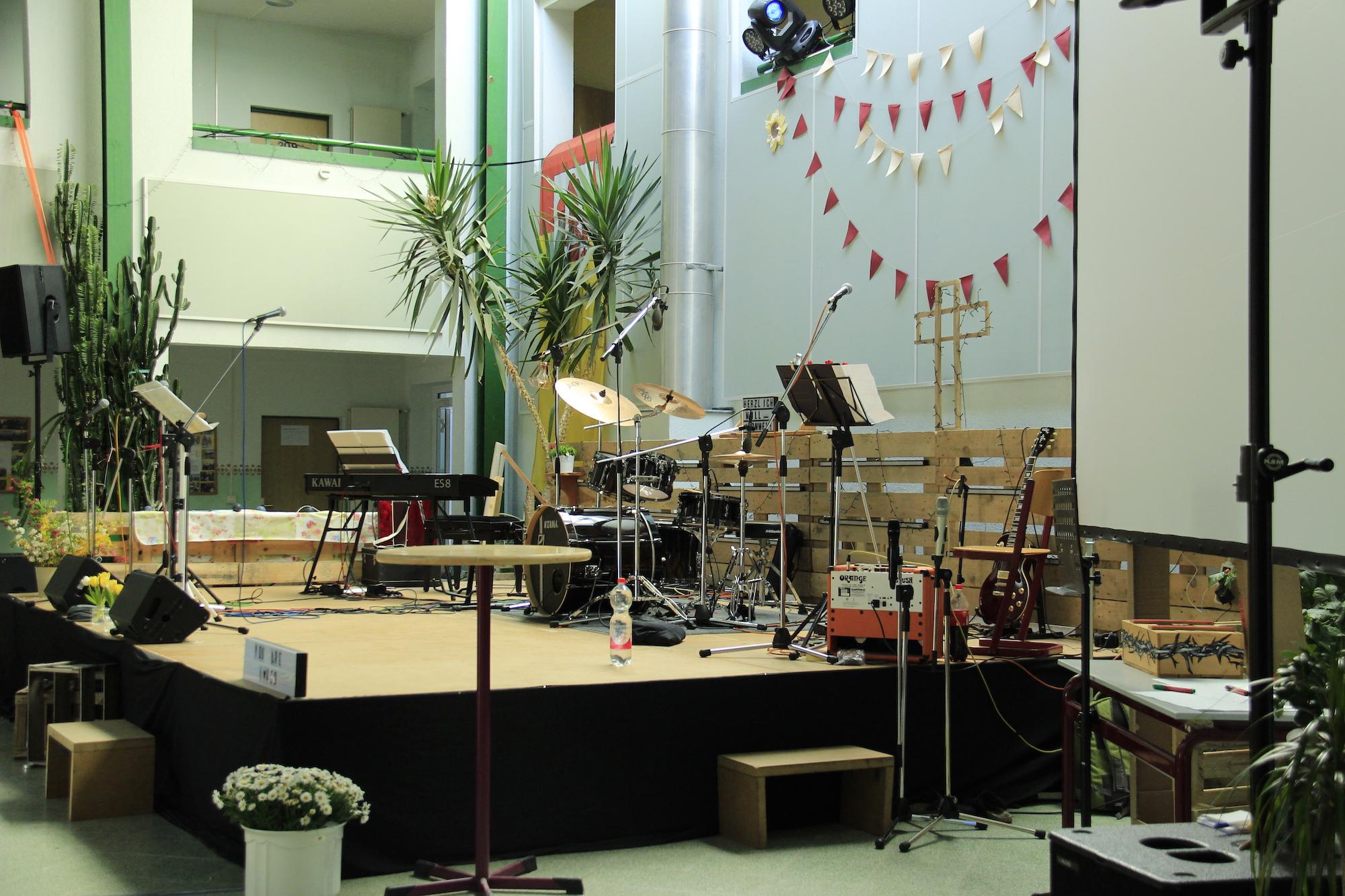 OJT'19 - Bühne
